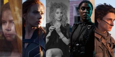 Las películas más esperadas del 2021