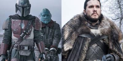 The Mandalorian destrona a Game of Thrones y se corona como la serie más pirateada de 2020