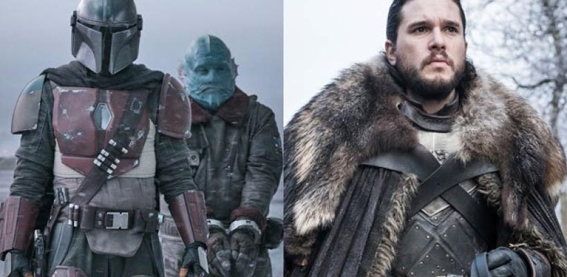 The Mandalorian destrona a Game of Thrones y se corona como la serie más pirateada de 2020
