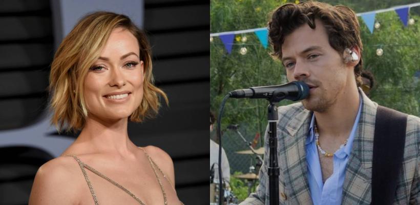 Harry Styles y Olivia Wilde habrían desarrollado un romance en el set de su nueva película