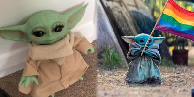 Declaran a Grogu (Baby Yoda) icono LGBT por enfurecer a grupos conservadores