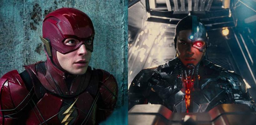 Habrían eliminado a Cyborg de la película de Flash