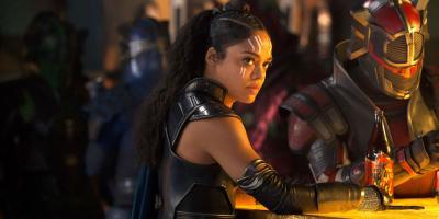 Tessa Thompson será aislada durante catorce días para poder filmar Thor: Love and Thunder