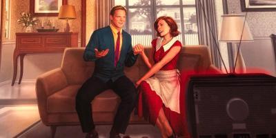 Marvel Studios ya está considerando la realización de más sitcoms como WandaVision