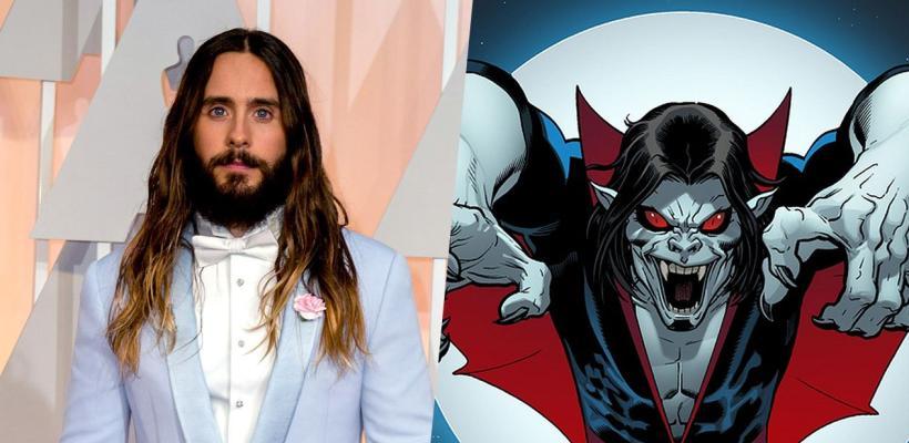 Morbius con Jared Leto retrasa su fecha de estreno