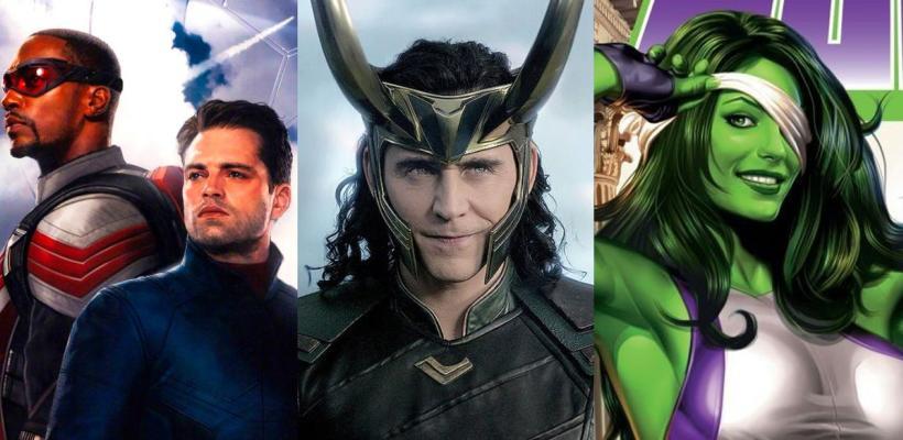 Marvel Studios revela número de episodios y duración para series de Loki, She-Hulk y más