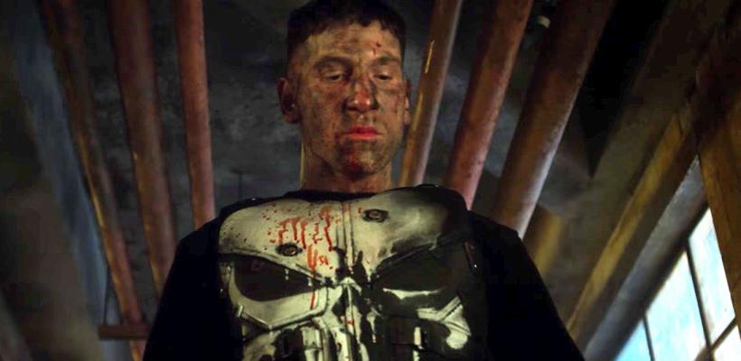 Quieren cancelar a Punisher porque su logo fue usado durante las protestas y la toma del Capitolio