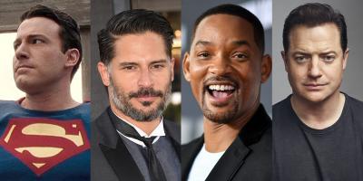 Actores que pudieron interpretar a Superman