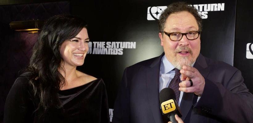 Jon Favreau podría estar defendiendo a Gina Carano para que no sea despedida de The Mandalorian