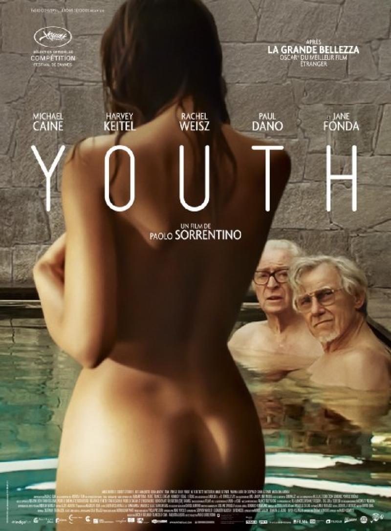 Póster Oficial de Youth (2015).