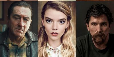 Anya Taylor-Joy, Robert De Niro, Michael Shannon y más estrellas se unen a la nueva película de David O. Russell