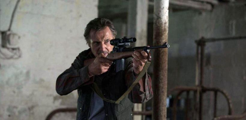 Liam Neeson se retirará de las películas de acción