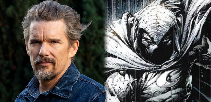 Moon Knight: Ethan Hawke será el villano en la serie del MCU