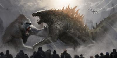 Warner Bros. revela primer avance de Godzilla vs. Kong y Space Jam 2