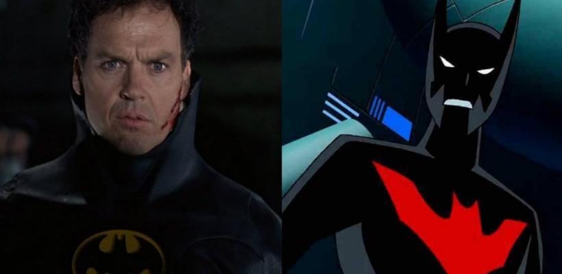 Creador de Batman Beyond opina que un live-action con Michael Keaton podría funcionar