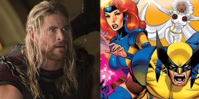 Thor: Love and Thunder podría incluir un cameo de los X-Men