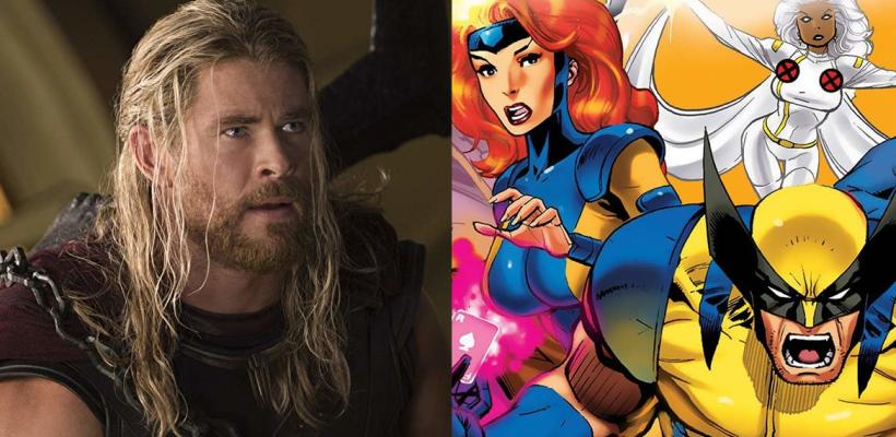 Thor: Love and Thunder podría incluir un cameo de los X-Men