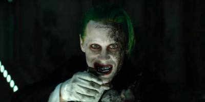 David Ayer comparte escena eliminada del Joker con media cara quemada