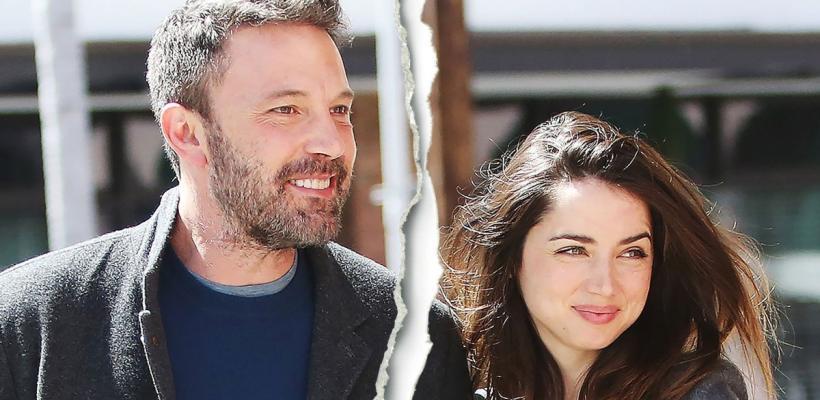 Ben Affleck y Ana de Armas terminan después de casi un año de relación