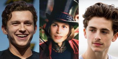 Precuela de Willy Wonka enfurece a fans de Johnny Depp porque Tom Holland o Timothee Chalamet podrían protagonizarla