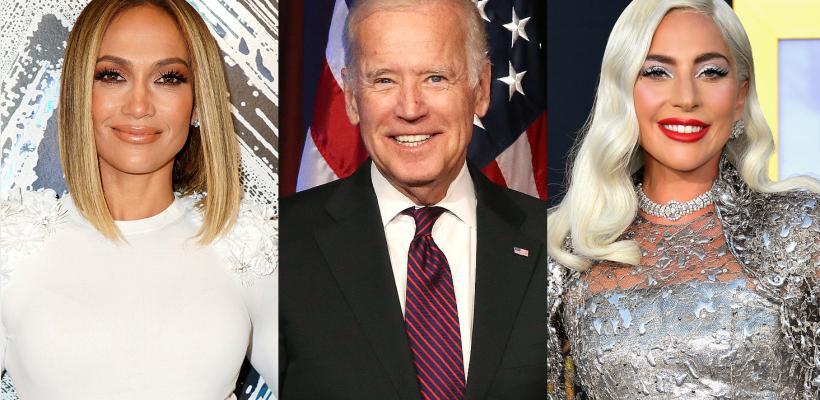 Lady Gaga y Jennifer Lopez se hacen tendencia por sus presentaciones en la toma de protesta de Joe Biden