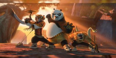 Los estilos de artes marciales detrás de los personajes de Kung Fu Panda