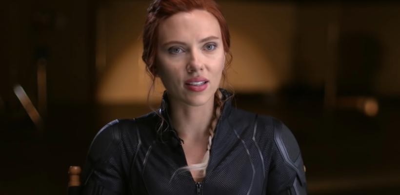 Black Widow podría anunciar un nuevo retraso
