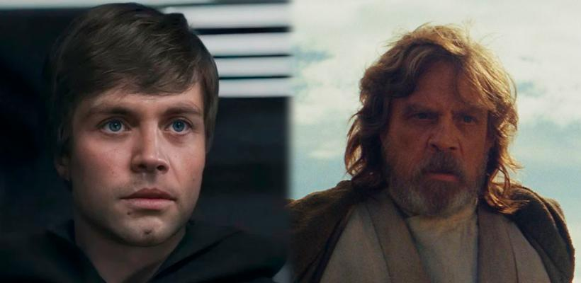 Star Wars: Mark Hamill está feliz porque Luke es nuevamente un símbolo de esperanza