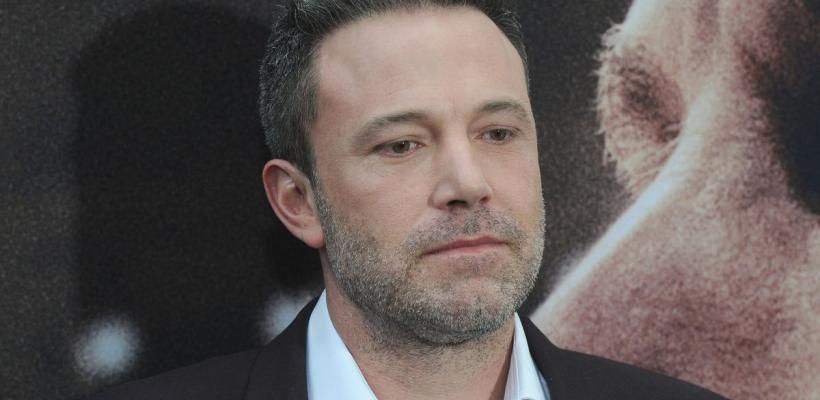 Ben Affleck vuelve a confirmar que ya no le interesan las películas de acción