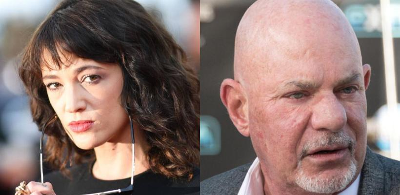 Asia Argento acusa al director Rob Cohen de abuso sexual