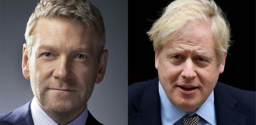 Kenneth Branagh será Boris Johnson en serie sobre el Covid-19