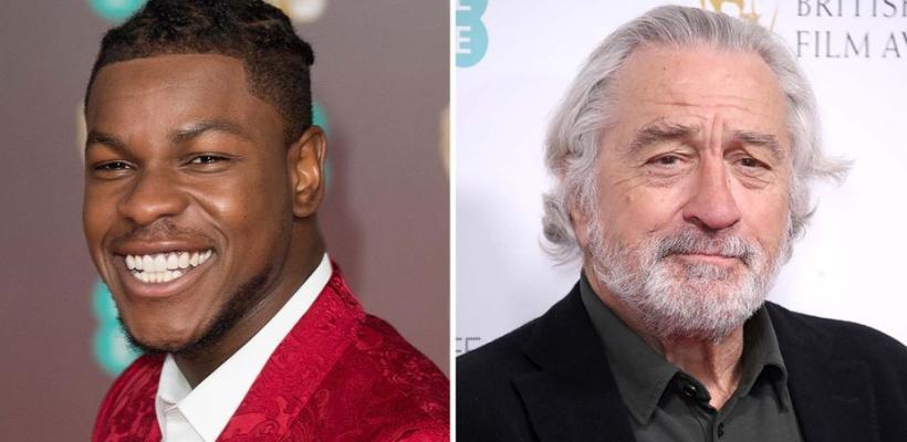 Robert de Niro y John Boyega protagonizarán un nuevo thriller policiaco para Netflix