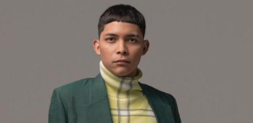 Juan Daniel García, protagonista de Ya No Estoy Aquí, modela para célebre revista