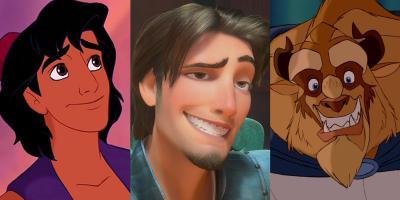 Los mejores príncipes de Disney y los más tóxicos