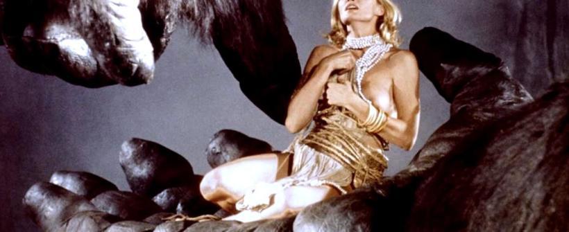King Kong (1976)   Clip