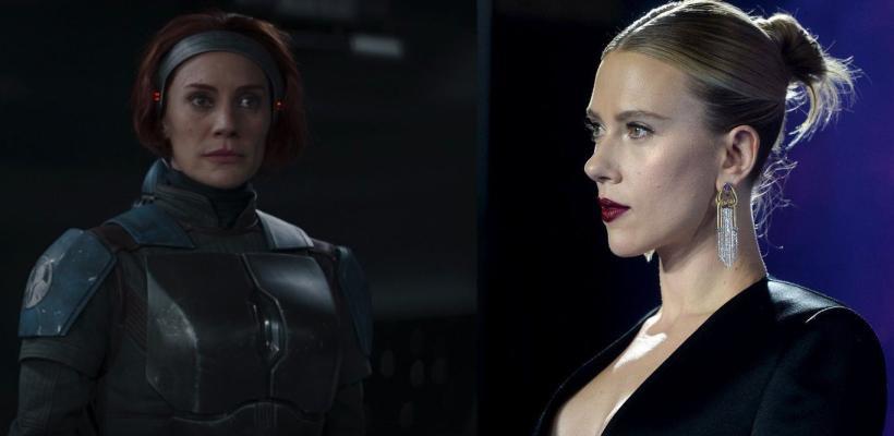 The Mandalorian: Katee Sackhoff creyó que Scarlett Johansson la reemplazaría como Bo-Katan