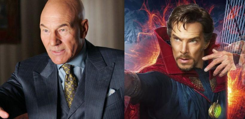 Patrick Stewart estaría en pláticas para un cameo en Doctor Strange in the Multiverse como el Profesor X