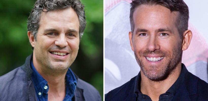 The Adam Proyect: Ryan Reynolds comparte primeras imágenes junto a Mark Ruffalo