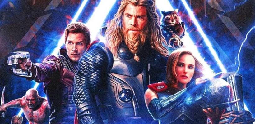 Thor: Love And Thunder | Primeras imágenes de Chris Hemsworth y Chris Pratt en el set