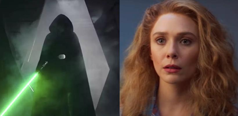 WandaVision tendrá escena similar al regreso de Luke Skywalker en The Mandalorian