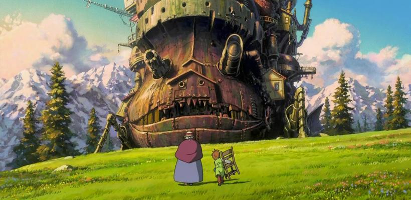 Ghibli construirá el Castillo Vagabundo en su parque temático