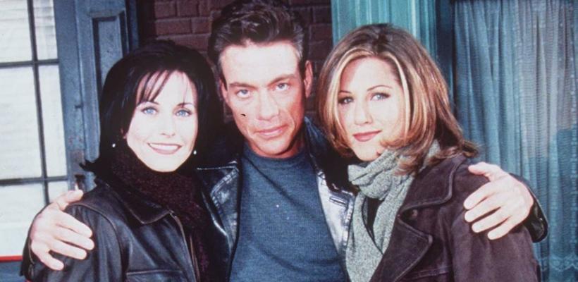 Friends: Participación de Jean-Claude Van Damme fue una pesadilla para el elenco