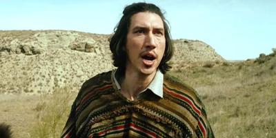 Adam Driver es acusado de atacar físicamente a la actriz Lidia Franco en el set de El hombre que mató a don Quijote
