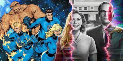 WandaVision: Fans creen que la serie introducirá a los Cuatro Fantásticos en el MCU