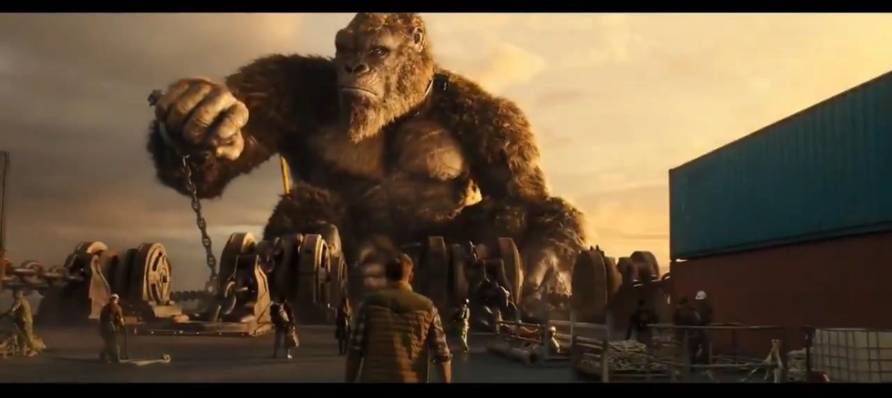 Godzilla vs. Kong supera las expectativas en taquilla y es un éxito |  Tomatazos