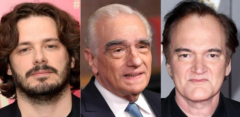 Edgar Wright y Quentin Tarantino comenzaron un club de cine con 50 películas recomendadas por Martin Scorsese