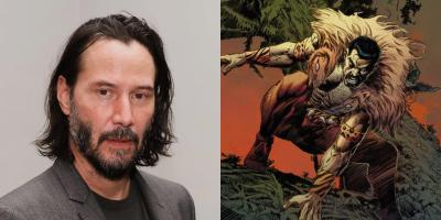 Sony habría ofrecido el papel de Kraven, el cazador, a Keanu Reeves