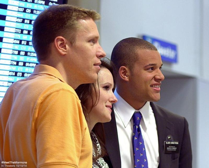 Meet the Mormons (2014)