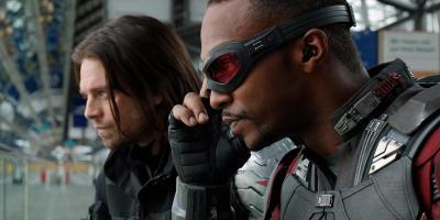 The Falcon and the Winter Soldier supera a The Mandalorian en un 200% como la serie más esperada