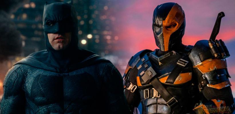 A Zack Snyder le gustaría ver a Batman (Affleck) y a Deathstroke (Manganiello) después de su película